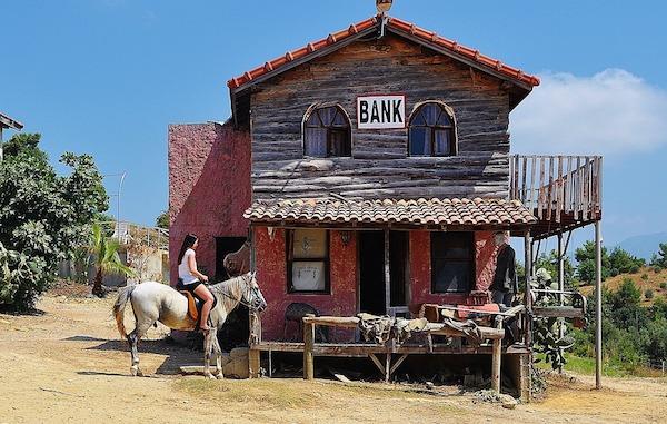 banche tradizionali